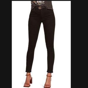 Reformation Jeans - Final Sale*25 Reformation High &Skinny Jean Black